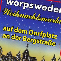 Worpswede Weihnachtsmarkt 2015